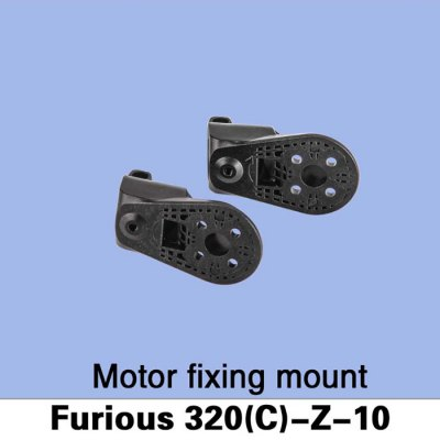 Extra Motor Fixing Mount for Walkera Furious 320 320G Multicopter RC Drone - 2Pcs