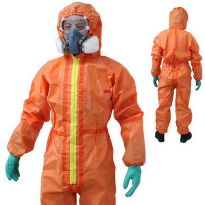 3M 4690 Conjoined Protective Suit