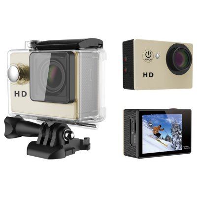 A8 720P HD Waterproof Action Camera