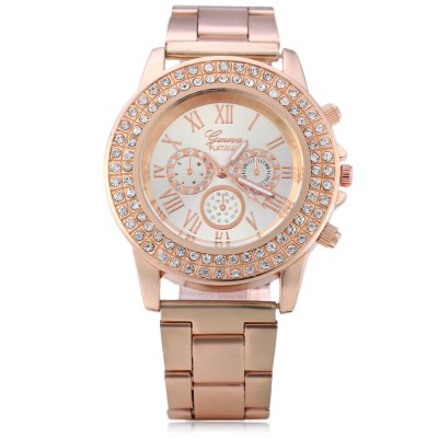 Steel Tassels Women Quartz Chain WatchWomens Watches<br>Steel Tassels Women Quartz Chain Watch<br><br>Available Color: Black,Green,Pink,White<br>Band color: Champagne<br>Band material: Alloys<br>Case material: Stainless Steel<br>Clasp type: Hook buckle<br>Display type: Digital<br>Movement type: Quartz watch<br>Package Contents: 1 x Steel Tassels Women Quartz Chain Watch<br>Package size (L x W x H): 15.00 x 5.30 x 1.20 cm / 5.91 x 2.09 x 0.47 inches<br>Package weight: 0.099 kg<br>Product size (L x W x H): 14.00 x 4.30 x 0.20 cm / 5.51 x 1.69 x 0.08 inches<br>Product weight: 0.064 kg<br>Shape of the dial: Round<br>Special features: Decorating small sub-dials, Decorating small three stitches<br>The band width: 2 cm / 0.79 inches<br>The bottom of the table: Ordinary<br>The dial diameter: 4 cm / 1.58 inches<br>The dial thickness: 0.6 cm / 0.24 inches<br>Watches categories: Female table<br>Wearable length: 10.6 cm - 12.5 cm / 4.17 inches - 4.92 inches