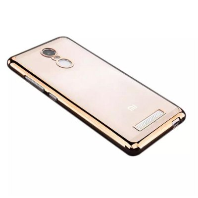 ASLING TPU Soft Protective Case for Xiaomi Redmi NOTE 3 / 3 ProCases &amp; Leather<br>ASLING TPU Soft Protective Case for Xiaomi Redmi NOTE 3 / 3 Pro<br><br>Brand: ASLING<br>Color: Gold,Silver<br>Compatible Model: Redmi NOTE 3 / 3 Pro<br>Features: Anti-knock, Back Cover<br>Mainly Compatible with: Xiaomi<br>Material: TPU<br>Package Contents: 1 x Case<br>Package size (L x W x H): 20.00 x 11.00 x 1.00 cm / 7.87 x 4.33 x 0.39 inches<br>Package weight: 0.060 kg<br>Product Size(L x W x H): 15.20 x 8.00 x 0.05 cm / 5.98 x 3.15 x 0.02 inches<br>Product weight: 0.012 kg<br>Style: Transparent