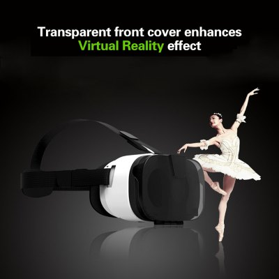 3D VR Video Glasses for 4.5 - 6.0 inch Smartphones