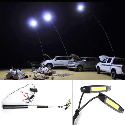 Fishing Rod Lamp