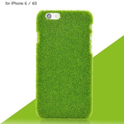 Фотография Portable Novelty Protective Back Cover Case for iPhone 6 / 6S Lawn Style