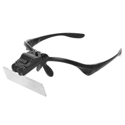 Headband Magnifier Changeable Multiple Len
