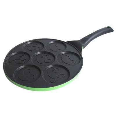 Aluminum Alloy Non-stick Egg Frying Pan