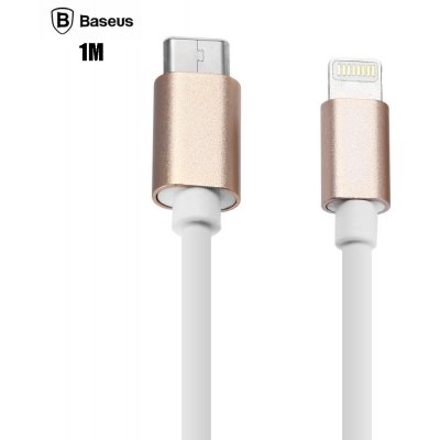 Baseus 1M Gather Series Type - C to 8 Pin Data Cable