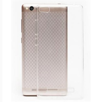 TOCHIC XIAOMI Redmi 3 Transparent TPU Material Back CaseCell Phone Accessories<br>TOCHIC XIAOMI Redmi 3 Transparent TPU Material Back Case<br><br>Brand: TOCHIC<br>For: Mobile phone<br>Compatible models: XIAOMI Redmi 3<br>Features: Back Cover<br>Material: TPU<br>Style: Solid Color<br>Available color: Transparent<br>Product weight: 0.026KG<br>Package weight: 0.100 KG<br>Product size (L x W x H): 14.00 x 7.30 x 0.90 cm / 5.51 x 2.87 x 0.35 inches<br>Package size (L x W x H): 14.50 x 7.80 x 1.40 cm / 5.71 x 3.07 x 0.55 inches<br>Package Contents: 1 x Back Case