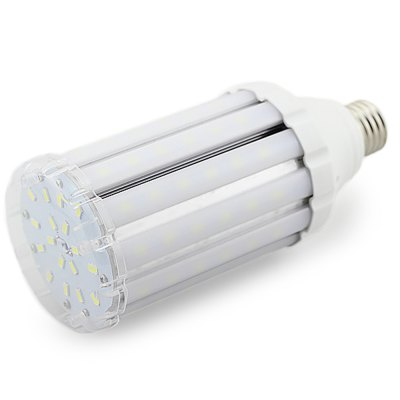 Ledun 30W E27 SMD 5730 3000Lm LED Corn BulbCorn Bulbs<br>Ledun 30W E27 SMD 5730 3000Lm LED Corn Bulb<br><br>Angle: 360 degree<br>Available Light Color: Warm White<br>Brand: Ledun<br>CCT/Wavelength: 2800-3200K<br>Certifications: CE,RoHs<br>Emitter Types: SMD 5730<br>Features: Long Life Expectancy, Energy Saving<br>Function: Studio and Exhibition Lighting, Home Lighting, Commercial Lighting<br>Holder: E27<br>Luminous Flux: 3000LM<br>Output Power: 30W<br>Package Contents: 1 x Ledun E27 LED Corn Bulb<br>Package size (L x W x H): 8.10 x 8.10 x 19.50 cm / 3.19 x 3.19 x 7.68 inches<br>Package weight: 0.357 kg<br>Product size (L x W x H): 7.10 x 7.10 x 18.50 cm / 2.80 x 2.80 x 7.28 inches<br>Product weight: 0.300 kg<br>Sheathing Material: PC<br>Total Emitters: 90<br>Type: Corn Bulbs<br>Voltage (V): AC 85-265/50-60Hz