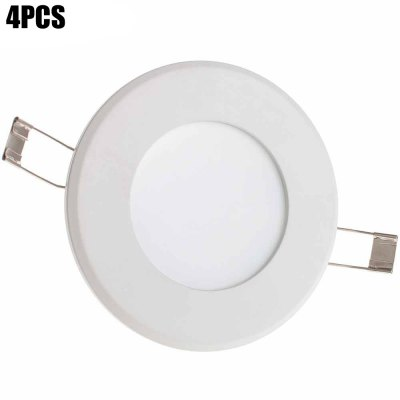 4pcs XinYiTong 6W 30 x SMD 2835 600Lm Round LED Ceiling Light