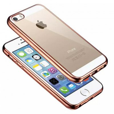 ASLING TPU Soft Protective Case for iPhone SE / 5S