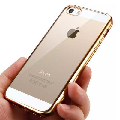 ASLING TPU Soft Protective Case for iPhone SE / 5SiPhone Cases/Covers<br>ASLING TPU Soft Protective Case for iPhone SE / 5S<br><br>Brand: ASLING<br>Color: Gold,Pink,Rose Gold,Silver<br>Features: Back Cover, Anti-knock<br>Material: TPU<br>Package Contents: 1 x Case<br>Package size (L x W x H): 20.00 x 11.00 x 1.00 cm / 7.87 x 4.33 x 0.39 inches<br>Package weight: 0.040 kg<br>Product size (L x W x H): 12.50 x 6.00 x 0.80 cm / 4.92 x 2.36 x 0.31 inches<br>Product weight: 0.013 kg<br>Style: Transparent