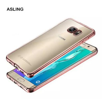 ASLING TPU Soft Protective Case for Samsung Galaxy S6 Edge