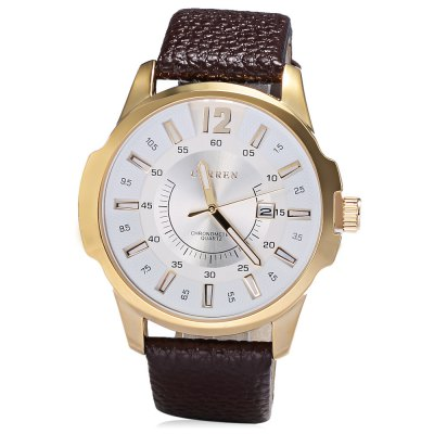 CURREN 8123 Men Quartz WatchMens Watches<br>CURREN 8123 Men Quartz Watch<br><br>Watches categories: Male table<br>Watch style: Casual,Fashion<br>Movement type: Quartz watch<br>Shape of the dial: Round<br>Display type: Analog<br>Hour formats: 12 Hour<br>Case material: Stainless Steel<br>Band material: Genuine Leather<br>Clasp type: Pin buckle<br>Water resistance : 30 meters<br>The dial thickness: 1 cm / 0.39 inches<br>The dial diameter: 4.5 cm / 1.77 inches<br>The band width: 2 cm / 0.79 inches<br>Wearable length: 19 - 23 cm / 7.48 - 9.06 inches<br>Product weight: 0.060 kg<br>Package weight: 0.100 kg<br>Product size (L x W x H): 26.00 x 5.00 x 1.00 cm / 10.24 x 1.97 x 0.39 inches<br>Package size (L x W x H): 27.00 x 6.00 x 2.00 cm / 10.63 x 2.36 x 0.79 inches<br>Package Contents: 1 x CURREN Men Quartz Watch