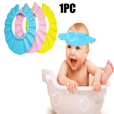 Baby Care Safe Shampoo Cap