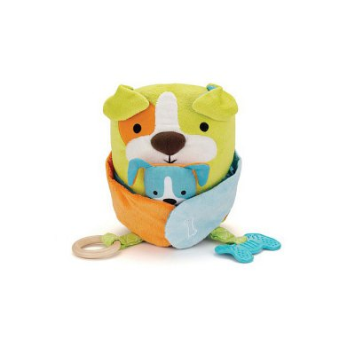Animal Style Plush Doll Multifunctional Gift for Kids Baby