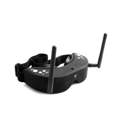 Skyzone New 01 V2 FPV Goggles 854 x 480 WVGA Video GlassesFPV System<br>Skyzone New 01 V2 FPV Goggles 854 x 480 WVGA Video Glasses<br><br>Product weight: 0.172 kg<br>Package weight: 0.600 kg<br>Product size (L x W x H): 20.00 x 14.00 x 6.00 cm / 7.87 x 5.51 x 2.36 inches<br>Package size (L x W x H): 21.00 x 15.00 x 7.00 cm / 8.27 x 5.91 x 2.76 inches<br>Package Contents: 1 x FPV Glasses, 2 x Antenna, 1 x Futaba Data Cable, 1 x JR Data Cable, 1 x WFLY Data Cable, 1 x AV Cable, 1 x Power Cable, 1 x Bag, 1 x English Manual