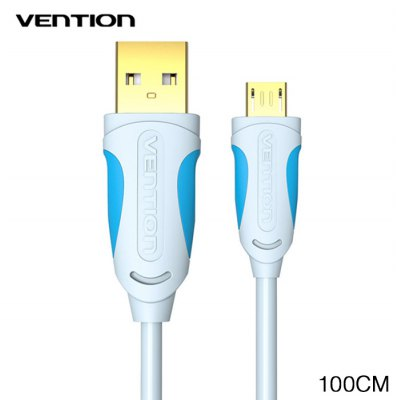 VENTION A04 Micro USB Charge and Data Sync Cable PVC Coated 100m