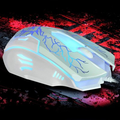 V100 Wired USB Keyboard and Mouse Set