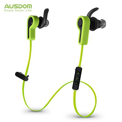 ASUSDOM S940 Wireless Bluetooth Portable In-ear Sport Earbuds with Mic