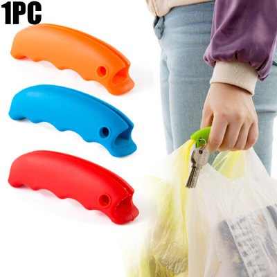 Convenient Silicone Shopping Bag Lifting Tool