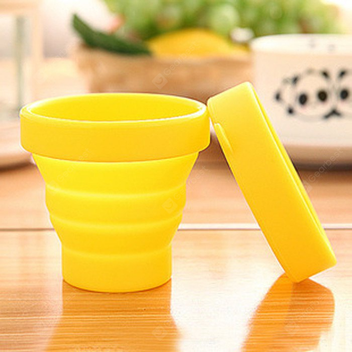 Silicone Mini Flexible Cup Portable Folding Bottle 170864501