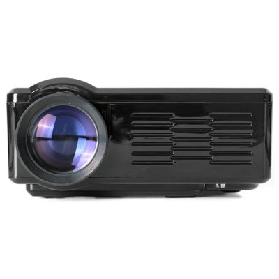 Fantaseal LP-M1 LCD ProjectorProjectors<br>Fantaseal LP-M1 LCD Projector<br><br>Projection Distance: 1 - 4m<br>Image Size: 30 - 130 inch<br>Brand: Fantaseal<br>Model: LP-M1<br>Material: Glass,Plastic<br>Display type: LCD<br>Native Resolution: 480 x 320<br>Resolution Support: 1920 x 1080<br>Brightness: 800LM<br>Contrast Ratio: 500:1<br>Lamp: LED<br>Interface: AV,DC,Earphone,HDMI,Micro USB,SD Card Slot,TV,USB,VGA<br>Picture Formats: JPEG, BMP, PNG, GIF, TIFF<br>Video Formats: RM, RMVB, DIVX, MKV, MOV, MP4, AVC, FLV, VOB, MPG, MPEG, H.264, MPEG1, MPEG2, MPEG4, WMV<br>Power Supply: 12V<br>Audio Formats: MP3, WMA, APE, FLAC, OGG, DTS, AAC<br>Color: Black,White<br>Product weight: 0.720 kg<br>Package weight: 1.144 kg<br>Product size (L x W x H): 18.00 x 13.00 x 7.00 cm / 7.09 x 5.12 x 2.76 inches<br>Package size (L x W x H): 27.60 x 10.60 x 18.90 cm / 10.87 x 4.17 x 7.44 inches<br>Package Contents: 1 x Fantaseal LP-M1 LCD Projector, 1 x AV Cable, 1 x Power Adapter, 1 x Remote Control, 1 x English Manual