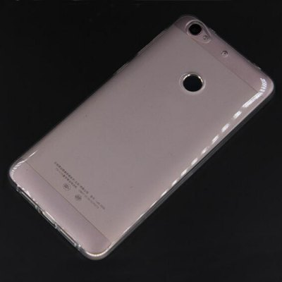 ФОТО TPU Soft Transparent Back Protective Cover Case for Letv 1s