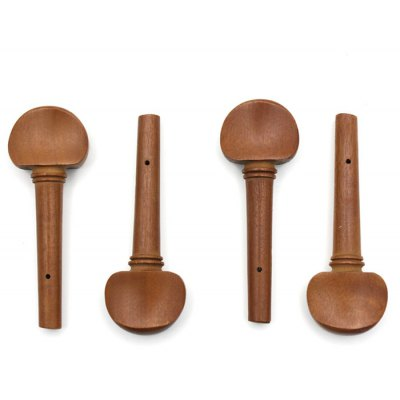 Jujube Peg for 4 / 4 Scale Violin
