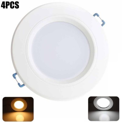 4PCS XinYiTong 10W SMD 5730 900Lm Dimming LED Ceiling Light