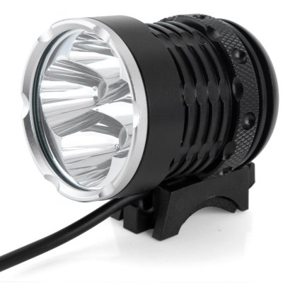 Dark Knight K4P 4 x Cree XML - T6 LED 3 Modes Bicycle Tail Light Front Lamp ( 4800LM 7000K )