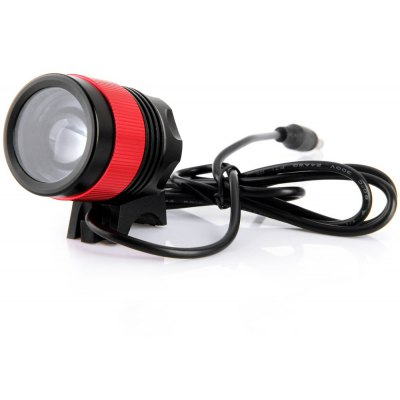 Dark Knight K1C Cree XML - T6 LED 3 Modes Headlamp Bicycle Tail Light Front Lamp ( 1200LM 7000K )
