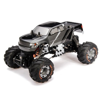 HBX 2098B 1 / 24 4 Wheel Drive Racing Car 2.4G High Speed RC Model Toy