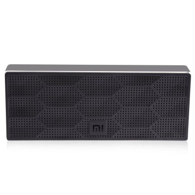 Original Xiaomi Wireless Bluetooth 4.0 SpeakerSpeakers<br>Original Xiaomi Wireless Bluetooth 4.0 Speaker<br><br>Audio Source: Electronic Products with USB port<br>Bluetooth Version: V4.0+EDR<br>Brand: Xiaomi<br>Color: White<br>Compatible with: Mobile phone, Laptop<br>Connection: Wireless<br>Design: Mini<br>Interface: USB2.0<br>Material: ABS, Metal<br>Package Contents: 1 x Speaker<br>Package size (L x W x H): 17.00 x 10.00 x 4.50 cm / 6.69 x 3.94 x 1.77 inches<br>Package weight: 0.3890 kg<br>Power Output: 2.5W x 2<br>Power Source: USB<br>Product size (L x W x H): 12.40 x 6.00 x 2.70 cm / 4.88 x 2.36 x 1.06 inches<br>Product weight: 0.2270 kg<br>Protocol: A2DP,AVRCP<br>S/N: 80dB<br>Supports: Loudspeaker, Bluetooth<br>Transmission Distance: W/O obstacles 10m<br>Working Voltage: 5V 0.5A