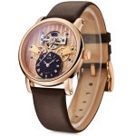 BOS 9006G Working Sub-dial Male Automatic Mechanical Watch