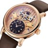 cheap BOS 9006G Working Sub-dial Male Automatic Mechanical Watch