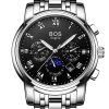 BOS 9011 Multi-function Male Automatic Mechanical Watch for sale
