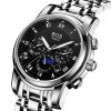 BOS 9011 Multi-function Male Automatic Mechanical Watch deal