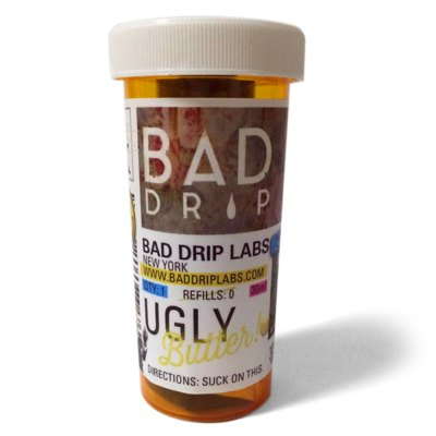 Bad Drip Labs Ugly Butter Banana Pudding Flavor E-liquid