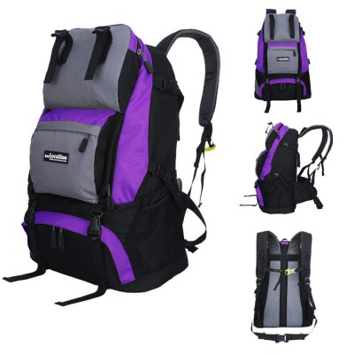 LOCAL LION Unisex 40L Multi-purpose Climbing Backpack