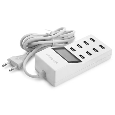YC-CDA6 8-Port USB 2.0 HubUSB Accessories<br>YC-CDA6 8-Port USB 2.0 Hub<br><br>Model: YC-CDA6<br>Type: Hub<br>Interface: USB2.0<br>Certificate: CE,FCC<br>Optional Color  : White<br>Product weight: 0.238 kg<br>Package weight: 0.337 kg<br>Product size (L x W x H): 13.40 x 6.00 x 3.80 cm / 5.28 x 2.36 x 1.50 inches<br>Package size (L x W x H): 20.70 x 15.40 x 4.80 cm / 8.15 x 6.06 x 1.89 inches<br>Package Contents: 1 x YC-CDA6 8-Port USB 2.0 Hub