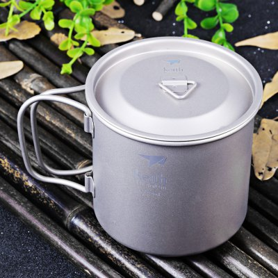 Keith Ti3240 350mL Titanium Cup with CoverCamp Kitchen<br>Keith Ti3240 350mL Titanium Cup with Cover<br><br>Brand: Keith<br>Model Number: Ti3240<br>Best Use: Backpacking,Camping,Climbing,Hiking<br>Features: Compact size,Durable,Portable,Ultralight<br>Capacity: 300-400ml<br>Product weight: 0.065 kg<br>Package weight: 0.140 kg<br>Product Dimension: 7.80 x 7.80 x 7.20 cm / 3.07 x 3.07 x 2.83 inches<br>Package Dimension: 10.00 x 10.00 x 11.50 cm / 3.94 x 3.94 x 4.53 inches<br>Package Contents: 1 x Keith Ti3240 Titanium Cup, 1 x Cover