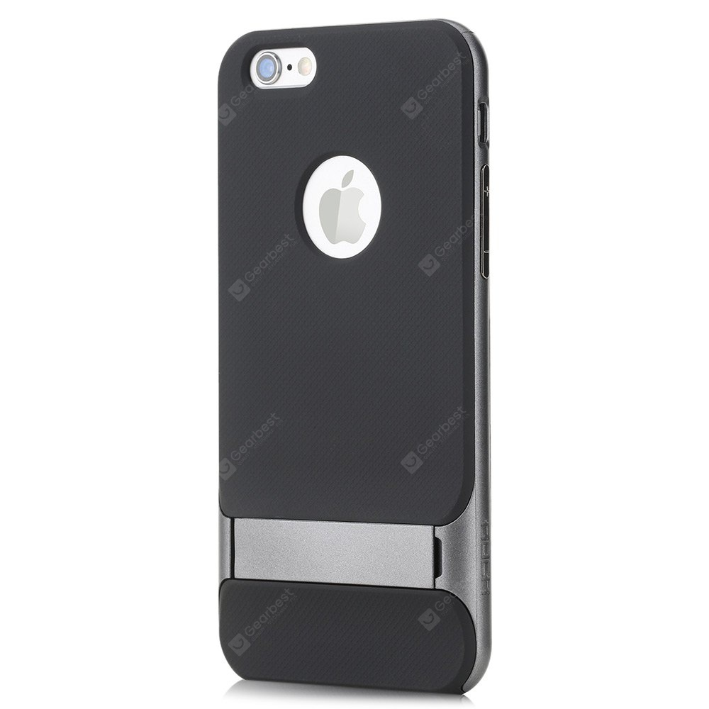 ROCK Royce Series Protective Case for iPhone 6 Plus / 6S Plus with Kickstand Drop Proof