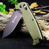 Ganzo G7413-GR-WS Axis Lock Pocket Knife for sale