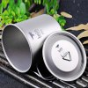 Keith Ti3240 350mL Titanium Cup with Cover deal