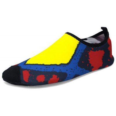 Male Yoga Sports Soft ShoesShoes<br>Male Yoga Sports Soft Shoes<br><br>Size: 38,39,40,41,42,43,44<br>Gender: Men<br>Season: Summer<br>Sole Material: Rubber<br>Upper Height: Low<br>Highlights: Breathable,Soft,Sweat Absorbing<br>Product weight: 0.100KG<br>Package weight: 0.150 KG<br>Package size: 20.00 x 16.00 x 3.00 cm / 7.87 x 6.3 x 1.18 inches<br>Package Contents: 1 x Pair of Male Yoga Sports Soft Shoes
