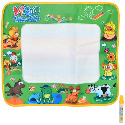 Reusable Water Painting Cloth / Pen