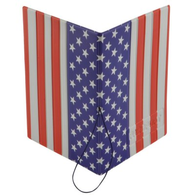 US Flag Style Passport Cover Holder CaseOther Supplies<br>US Flag Style Passport Cover Holder Case<br><br>Functions: Others<br>Material: PU Leather<br>Color: Multi-color<br>Product weight: 0.030 kg<br>Package weight: 0.033 kg<br>Product size (L x W x H): 14.00 x 10.00 x 0.30 cm / 5.51 x 3.94 x 0.12 inches<br>Package size (L x W x H): 15.00 x 11.00 x 1.00 cm / 5.91 x 4.33 x 0.39 inches<br>Package Contents: 1 x US Flag Style Passport Cover Holder Case