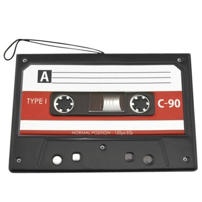 Audio Tape Style Passport Protecting CoverStationery Supplies<br>Audio Tape Style Passport Protecting Cover<br><br>Type: Fashion<br>Functions: Others<br>Material: PU Leather<br>Color: Multi-color<br>Product weight: 0.030 kg<br>Package weight: 0.052 kg<br>Product size (L x W x H): 14.00 x 10.00 x 0.30 cm / 5.51 x 3.94 x 0.12 inches<br>Package size (L x W x H): 15.00 x 11.00 x 1.00 cm / 5.91 x 4.33 x 0.39 inches<br>Package Contents: 1 x Audio Tape Style Passport Protecting Cover