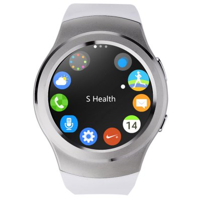 NO.1 G3 Sports Smartwatch PhoneSmart Watch Phone<br>NO.1 G3 Sports Smartwatch Phone<br><br>Brand: NO.1<br>Type: Watch Phone<br>CPU: MTK2502<br>RAM: 64MB<br>ROM: 128MB<br>External Memory: TF card up to 16GB (not included)<br>Compatible OS: Android,IOS<br>Wireless Connectivity: Bluetooth 4.0,GSM<br>Network type: GSM<br>Frequency: GSM850/900/1800/1900MHz<br>Bluetooth version: V4.0<br>Screen type: Capacitive,IPS<br>Screen resolution: 240 x 240<br>Camera type: No camera<br>SIM Card Slot: Single SIM(Micro SIM slot)<br>TF card slot: Yes<br>Picture format: JPEG<br>Music format: MP3<br>Video format: MP4<br>Languages: English, Chinese, German, Spanish, Italian, French, Portuguese, Russian, Turkish<br>Additional Features: 2G,Alarm,Bluetooth,Calculator...,Calendar,MP3,MP4,People,Sound Recorder<br>Functions: Heart rate measurement,Message,Pedometer,Sedentary reminder,Sleep monitoring<br>Cell Phone: 1<br>Battery: 380mAh Built-in Battery<br>USB Cable: 1<br>English Manual : 1<br>Product size: 5.10 x 4.30 x 1.30 cm / 2.01 x 1.69 x 0.51 inches<br>Package size: 9.80 x 9.80 x 7.90 cm / 3.86 x 3.86 x 3.11 inches<br>Product weight: 0.050 kg<br>Package weight: 0.180 kg